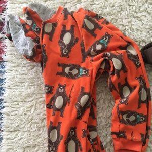 Boys Footie Pajamas